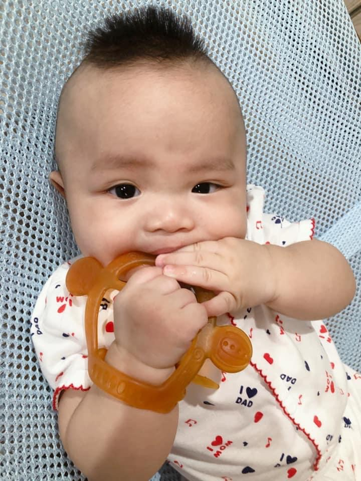 This is the best baby teether we have found.