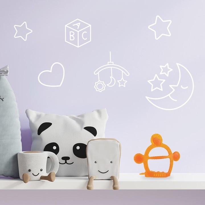 No more sleepless nights from painful teething!