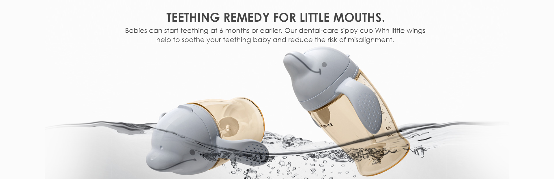 Dental-care Sippy Cup